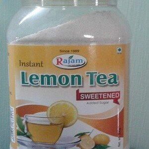 Rajam Lemon Tea Jar 200 Grams