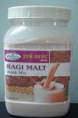 Rajam Ragi Malt Jar 200 Grams