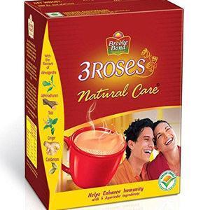 3 Rose Tea-Natural Care, 250 Grams