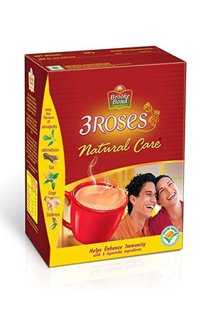 3 Rose Tea-Natural Care, 250 Grams