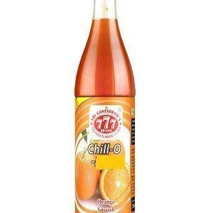 777 Chill O Magic Mixed Fruit Squash 700 Ml Bottle