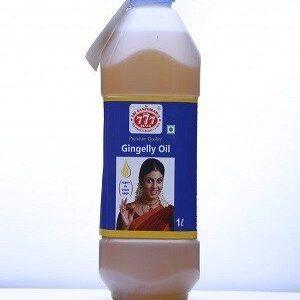 777 Gingelly Oil 500 Ml Jar