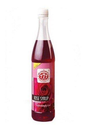 777 Rose Sharbat 700 Ml Bottle