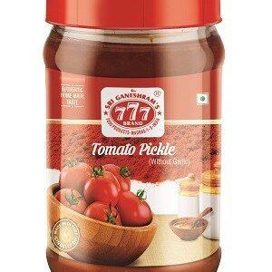 777 Tomato Pickle 1 Kg Jar