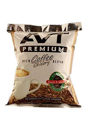 Avt Premium Rich Coffee Chicory Blend 200 Grams