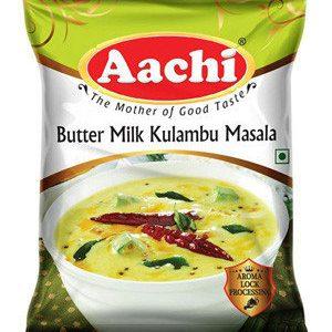 Aachi Butter Milk Kulambu Masala 50 Grams