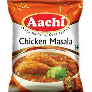 Aachi Chicken Masala 50 Grams Pouch