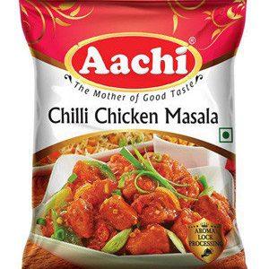 Aachi Chilli Chicken Masala 50 Grams