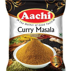 Aachi Masala – Curry, 100 gm Pouch