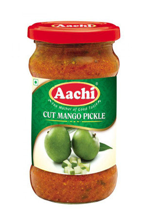 Aachi Cut Mango Pickles 1 Kg