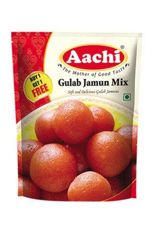 Aachi Gulab Jamun Mix 175 Grams Buy 1 Get 1 Free