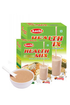 Aachi Health Mix Powder, 500 Grams