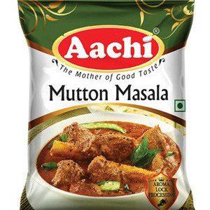 Aachi Masala – Mutton, 50 gm Pouch