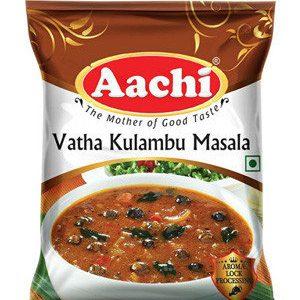 Aachi Masala – Vatha Kulambu, 50 gm Pouch