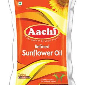 Aachi Sunflower Oil 500ml