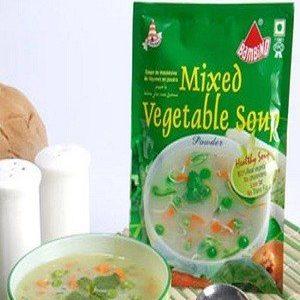 Bambino Mix Vegetable Soup 60Gm