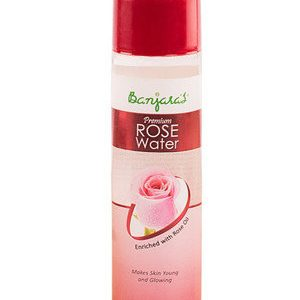 Banjaras Rose Water 60 Ml