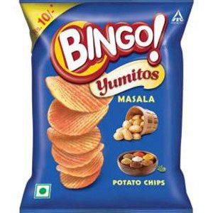 Bingo Yumitos Masala, 30.8 gm Pouch