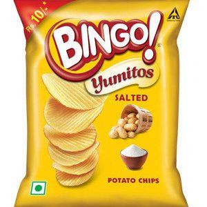Bingo Yumitos - Premium Salted, 30.08 gm Pouch