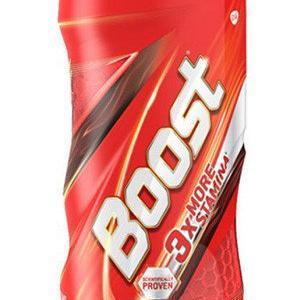 Boost Health Drink Malt Based 200 Grams Jar