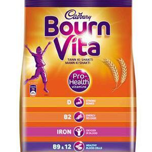Bournvita Pro Health Chocolate Drink 500 Grams Pouch