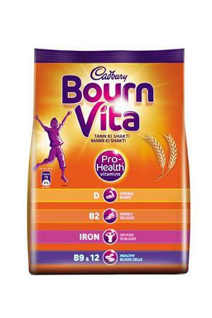 Bournvita Pro Health Chocolate Drink 500 Grams Pouch