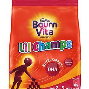 Bournvita Pro-Health Drink - Chocolate, Lil Champs, 500 gm Pouch