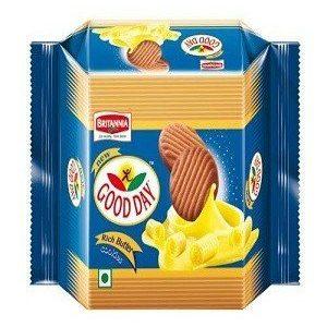 Britannia Good Day Cookies – Rich Butter, 35 gm Pouch