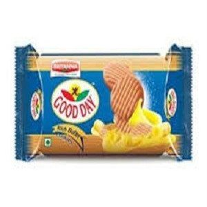 Britannia Good Day Cookies – Rich Butter, 66 gm Pouch