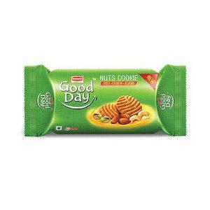 Britannia Good Day – Nuts Cookie, 58 gm