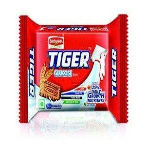 Britannia Tiger – Glucose Biscuits, 70 gm Pouch