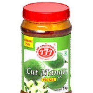 777 Cut Mango Pickle 200 Grams