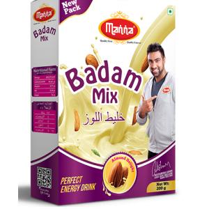 Manna Badam Mix 200 Grams