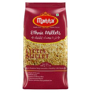 Manna Little Millet 500 Grams