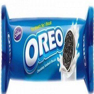 Oreo Vanilla Creme Biscuits, 150 gm