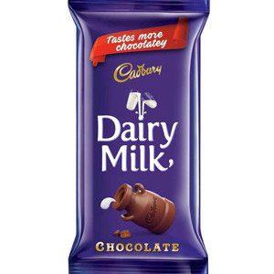 Cadbury Dairy Milk Dairy Milk Chocolate Bar, 13 gm