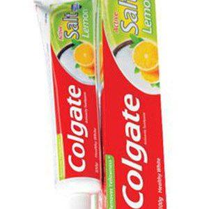 Colgate Toothpaste Active Salt Healthy White Salt And Lemon 100 Grams Tube