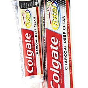 Colgate Toothpaste Total Charcoal 120 Grams