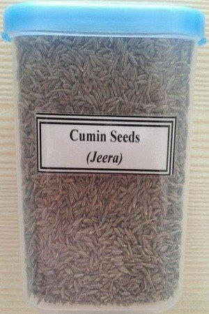 Cumin/Jeera Whole, 200 gm Pouch