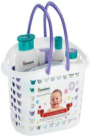 Himalaya Herbals Babycare Gift Basket 1pc