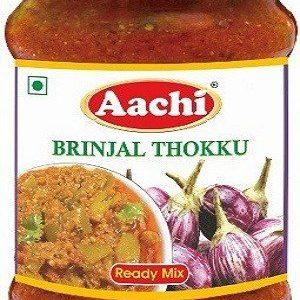 Aachi Brinjal Thokku 200g