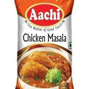 Aachi Chicken Masala 100 Grams Pouch