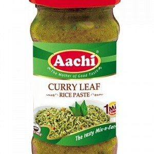 Aachi Curry Leaf Rice Paste 200g