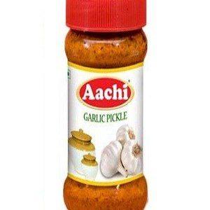 Aachi Garlic Pickle 500g