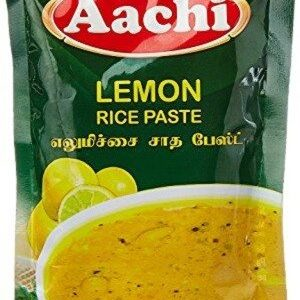 Aachi Lemon Rice Paste 200 Grams