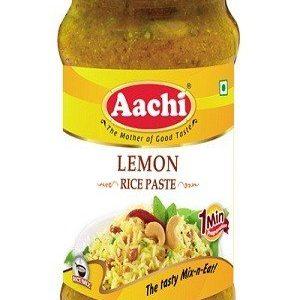 Aachi Lemon Rice Paste 200g