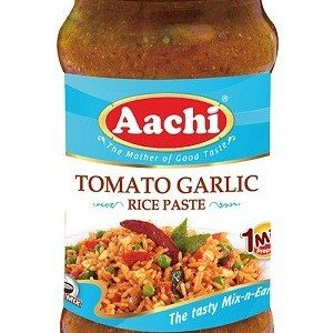 Aachi Tomato Garlic Rice Paste 200g