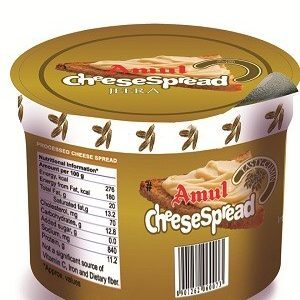 Amul Cheese Spread – Jeera, 200 gm