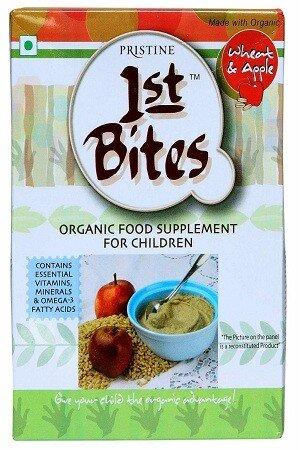 1St Bites Ragi Mix Fruit 300 gm Carton