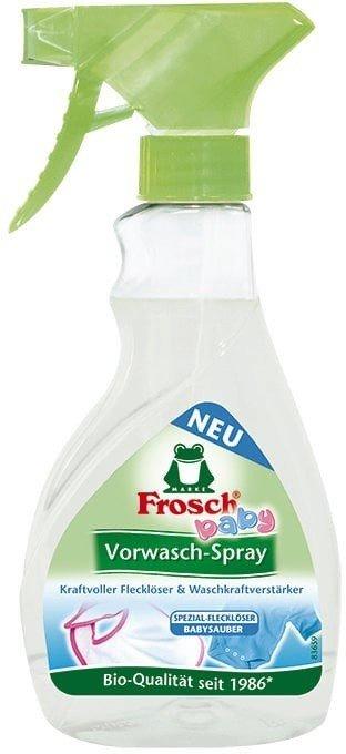 Frosch Prewash Spray for Baby Textiles 300 ml